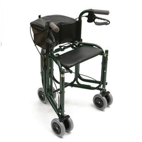 tri wheel walker with seat uniscan triumph three wheel walker with seat
