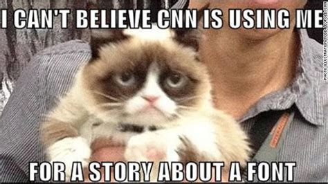 What Font Is Used For Memes - want meme to have an impact use this font cnn