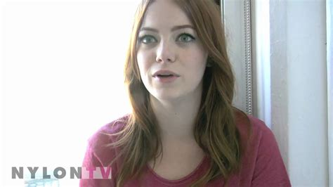 emma stone young young hollywood 2010 emma stone youtube