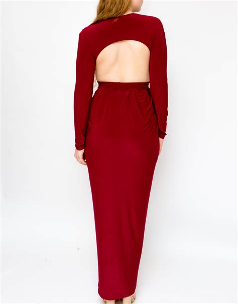 celeb maxi dress wine celeb inspired goddess maxi dress thebeaufash dresses