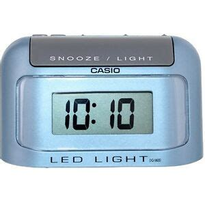 casio digital alarm clock ebay