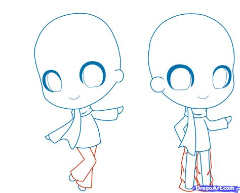 Drawing Easy by How To Draw Chibi 7 How To Draw Chibis Drawings