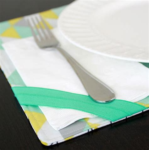 placemat patterns for tables table setting placemat allfreesewing com