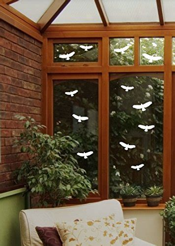 Scheibenaufkleber Vogel by Vogel Fensteraufkleber Test Top Produkte F 252 R Jeden
