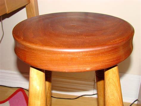 bar stool turning exercise by woodcanuck lumberjocks
