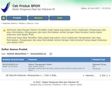 Sabun Black Walet Asli sabun black walet asli bpom review keamanan harga