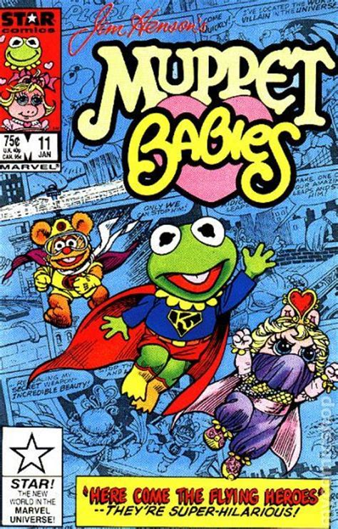 meet your microbiome your superheroes within books muppet babies 1985 1989 marvel comics comic books