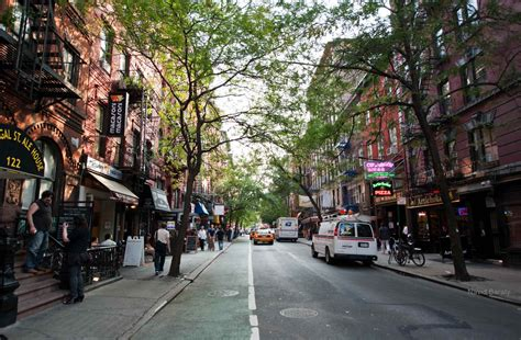 Opinions on Greenwich Village