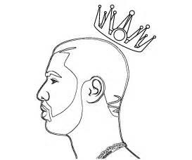 Drake  10 Top Coloring Pages Yumiko Fujiwara sketch template