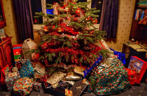 images of christmas gifts under the tree christmas howard simpson