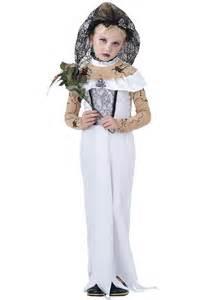 kids zombie bride costume escapade 174 uk