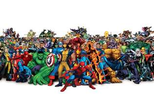 Marvel Universe The Marvel Universe Wallpaper Marvel Universe