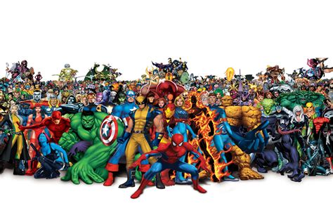 all marvel dc comics vs marvel page 6