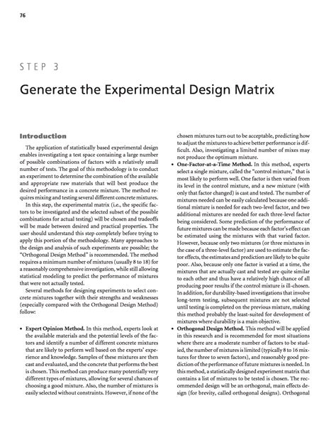 limma experimental design matrix step 3 generate the experimental design matrix