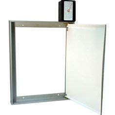 Pullet Shut Automatic Chicken Door by The World S Catalog Of Ideas