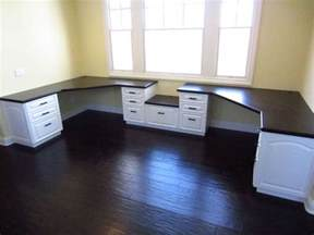 2 Person Desk Home Office by One Ford Road Modern Home Office Orange County By