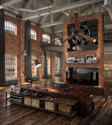 decor hacks industrial style living room design