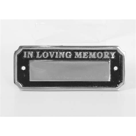 in loving memory bench polished aluminium in loving memory bench sign memorial