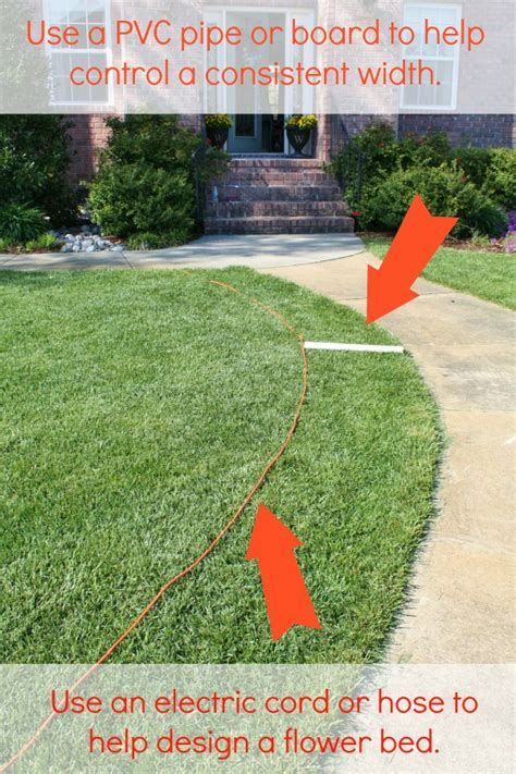 How To Create A Flower Garden Tips For Preparing A New Flower Bed Sand And Sisal