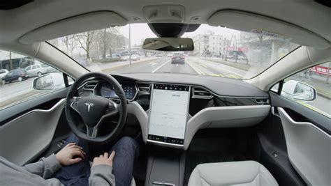 magna launches max4 system aims to scale autonomous ljubljana slovenia february 4 2017 tesla model s autonomous electric car autopilot self
