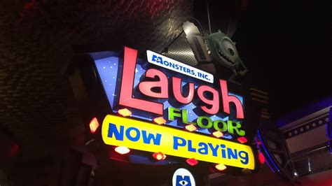 Disney World Laugh Floor - monsters inc laugh floor feb 2017 disney world