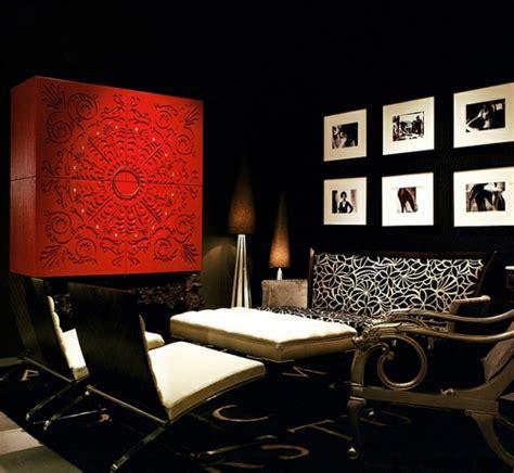 Wohnideen Wohnzimmer Schwarz Weiß 4301 by Hinrei 223 Ende Wohnideen In Rot Schwarz Wei 223