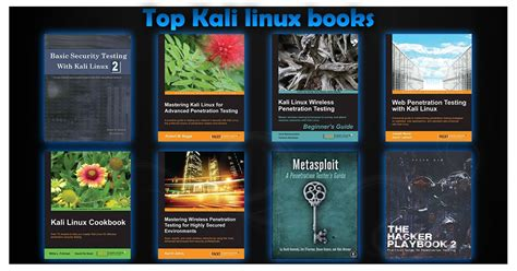 linux tutorial book pdf top kali linux books kalitut tutorial