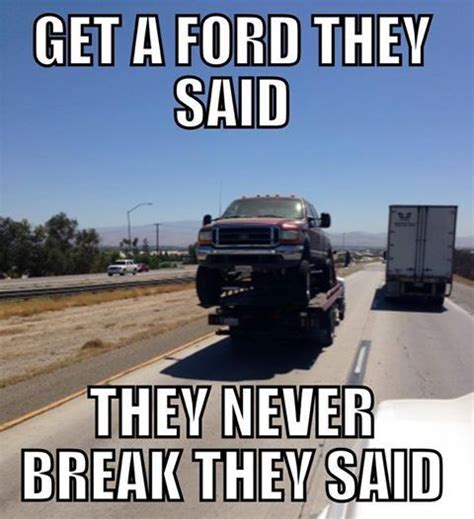 pin  jordan brumbalow  ford jokes ford memes ford