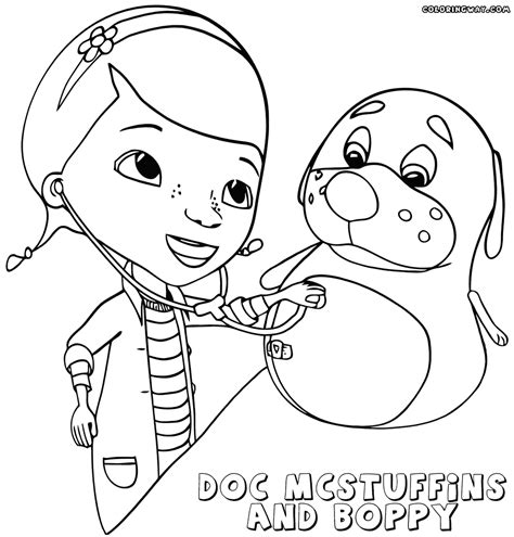 coloring pages of doc mcstuffins doc mcstuffins coloring pages coloring pages to download