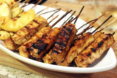 top 28 grilled tofu 15 vegetarian bbq recipes to turn your next cookout meatless the