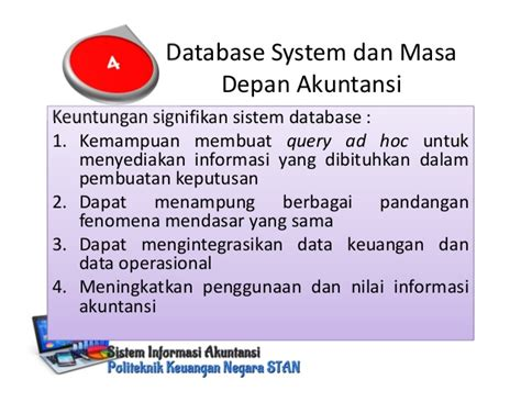desain database sistem informasi akuntansi database relasional