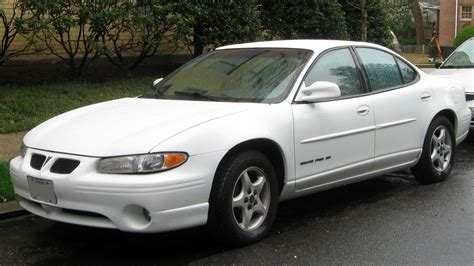 manual repair autos 1994 pontiac grand prix spare parts catalogs pontiac grand prix pictures information and specs auto database com