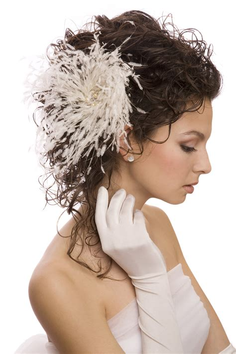 hair pieces to wear with fo hawk hairstyle alternatives to wedding veils 10 cute and stylish wedding