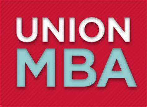 Union Mba master of business administration union a