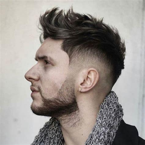 military black male layered taperd haircut photo barba degrad 234 efeito degrad 234 lenhador barba cerrada e