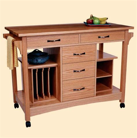 mobile kitchen island plans 12 diy kitchen island designs ideas home and gardening