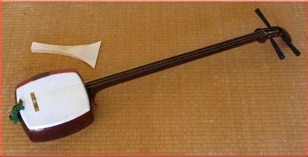 Japanese String - string instruments of japan
