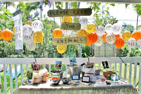 zoo themed birthday party pinterest birthday party at zoo image inspiration of cake and