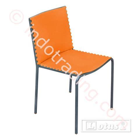 Jual Kursi Cafe Murah Surabaya jual kursi cafe greatwall minimalis lt03 orange harga murah surabaya oleh toko lotus chair