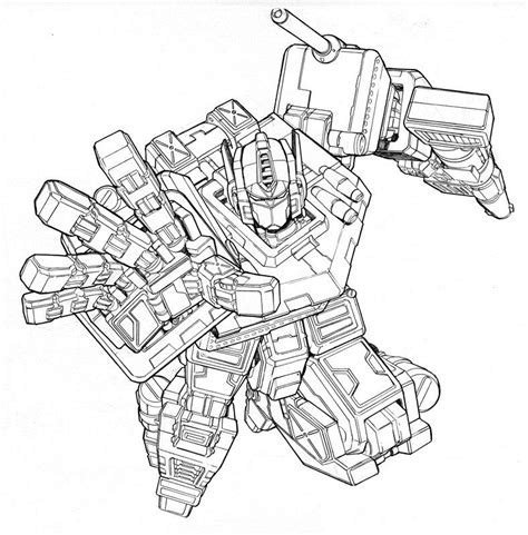 free coloring pages of transformer optimus prime
