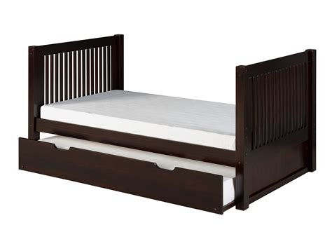 tall twin headboard camaflexi twin size tall platform bed with twin trundle