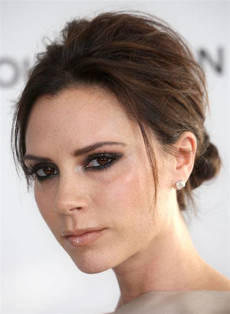 victoria beckah hair type first post and victoria beckham pretty days