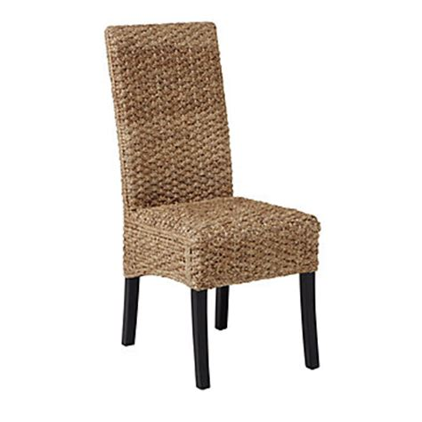 Hyacinth Chair Shop Our Affordable Selection In Dining Woven Dining Room Chairs