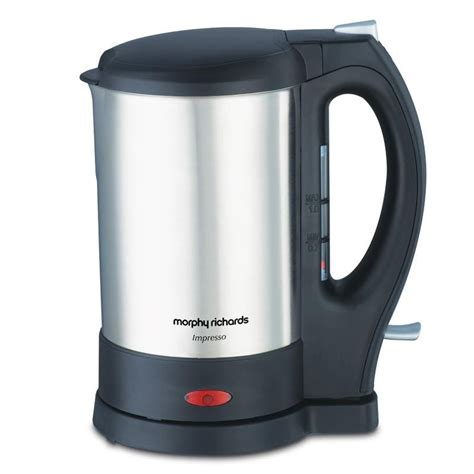 Toaster Information Buy Morphy Richards Impresso Electric Kettle Online In India