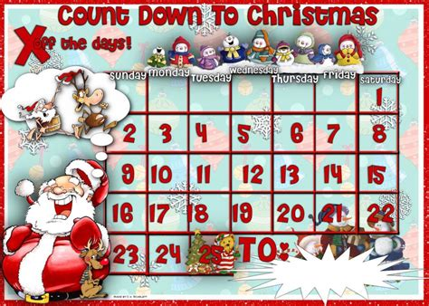 wallpaper christmas countdown free live christmas countdown desktop wallpaper wallpapersafari