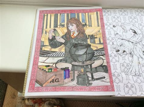 harry potter coloring books 335 best coloring pages images on coloring