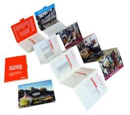business card size brochure popupmailers 187 charity marketing ideas mini brochures