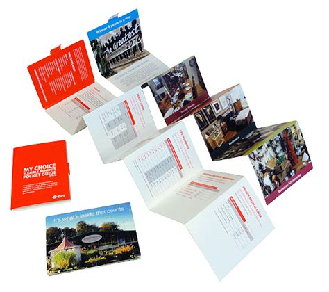 Small Brochures Are Versatile And Pocket Friendly Small Brochure Template