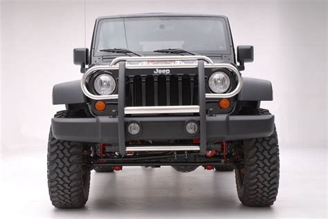 Jeep Wrangler Brush Guard Jeep Grill Guards Images