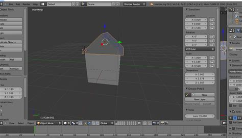 tutorial blender to unity matd s homepage how to export from blender to unity 3d